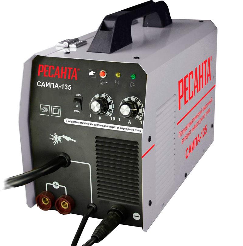 Полуавтоматический сварочный аппарат ресанта стабилизатор напряжения прогресс ремонт